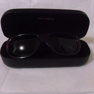 Dolce  & Gabanna Sunglasses with Case